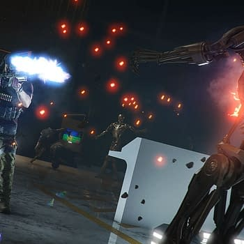 "The Terminator Has Invaded ""Ghost Recon Breakpoint"""