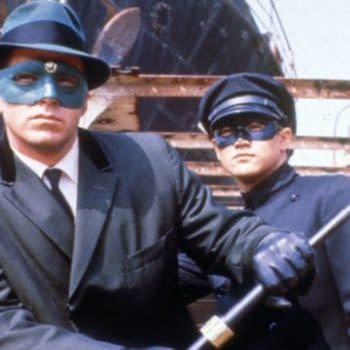 """""""The Green Hornet"""": Amasia Entertainment Acquires Film Rights"""