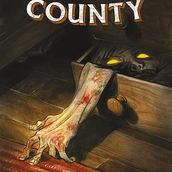 Dark House Announces Harrow County Paperback Omnibus