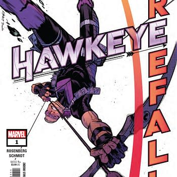 3 Ways Hawkeye: Freefall #1 Shows Clint Barton is the Absolute Worst