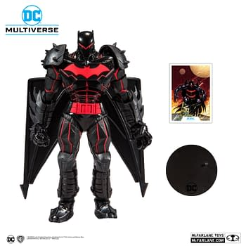 McFarlane Toys Reveals First DC Comics Figures In Stores this Month