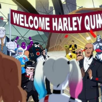 Harley Quinn Episode 9 A Seat At The Table: So Wait&#8230 DID Joker Have Sex with Scarecrow and Bane [PREVIEW]