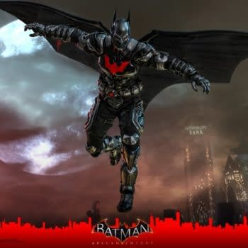 Batman Beyond Jets on in With New Hot Toys Figure