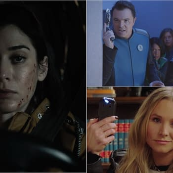 The Orville Season 4 Castle Rock Season 3 &#038 Veronica Mars: Hulu VP Offers Updates