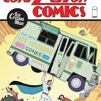REVIEW: Ice Cream Man #17 &#8212 &#8230 Whaaaaaat Exactly Was This Supposed To Be