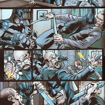 The Batmans Grave But Alfred Pennyworth Is Hilarious (#4 Spoilers)