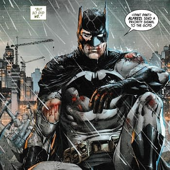 Has Batman #86 Still 86ed Alfred Pennyworth (Spoilers)