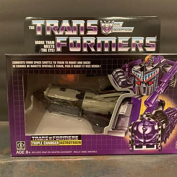 Transformers G1 Astrotrain Reissue Hitting Walmarts Now