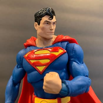 Lets Take a Look at McFarlane Toys New DC Multiverse Superman Figure