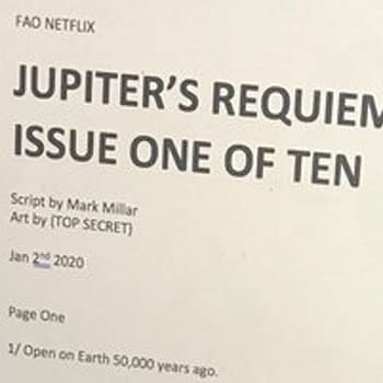 Mark Millar Announces He Is Writing Jupiters Requiem the Third Chapter of Jupiters Legacy