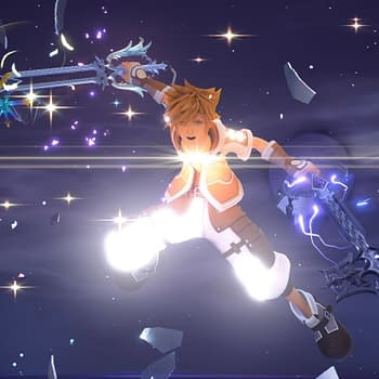 Kingdom Hearts III Gets A Small Patch Before First DLC