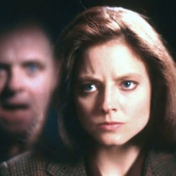 Jodie Foster as Clarice Starling in The Silence of the Lambs, courtesy of MGM-Orion.