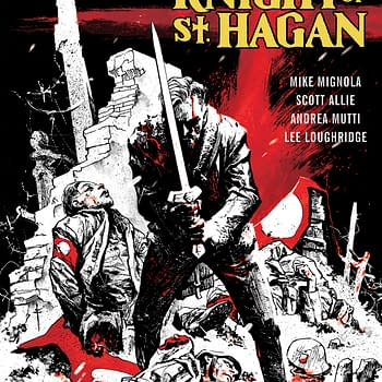Mike Mignola Launches The Last Knight of St. Hagan #1 in Dark Horse Comics April 2020 Solicitations