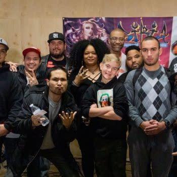 Comics Meet Hip-Hop as Vince Hernandez Sponsors Lord of the Mic: LA MC Battle