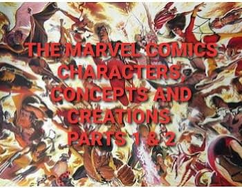 The Official Roy Thomas Characters Concepts and Creations Database Launches For 2020