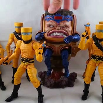 Marvels M.O.D.O.K. Cartoon For Hulu Will Be Stop-Frame Robot Chicken-Style