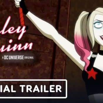 E4 Gets UK Rights to Harley Quinn As Well