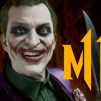 "Joker, the Clown Prince of Crime, Brings Chaos to ""Mortal Kombat 11"""