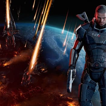 Is BioWare Teasing a New Mass Effect Remaster