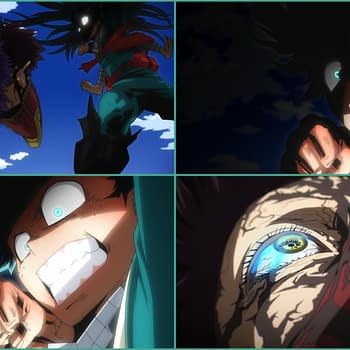 My Hero Academia S04E13 Infinite 100% Completed An Awesome 3000 Trifecta [SPOILER REVIEW]