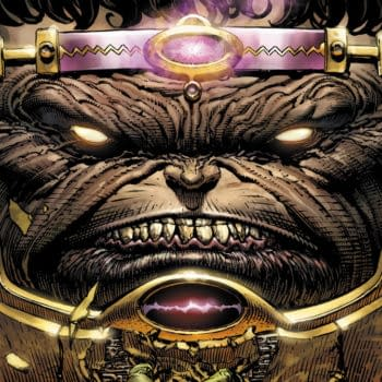 M.O.D.O.K. almost made it to Marvel's Agents of S.H.I.E.L.D. (Image: Marvel Comics)