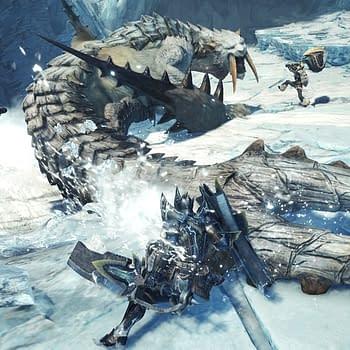Monster Hunter World: Iceborne Has Finally Been Added To PC