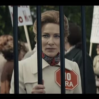 Mrs. America: FX on Hulu Teaser Rally Takes the Fight for Equality to the People [VIDEO]