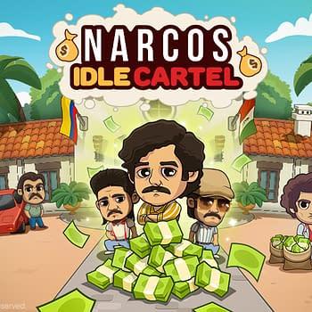 Tilting Point Announces New Netflix Mobile Game Narcos: Idle Cartel