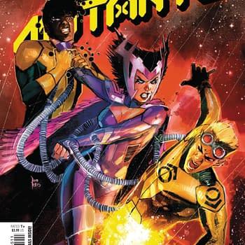 A Secret Shiar Assassination Plot Hatches in New Mutants #5 [Preview]