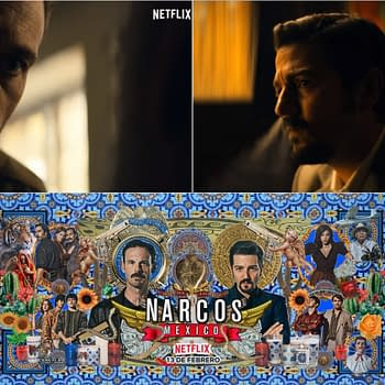 Narcos: Mexico Season 2: Breslin Learns How to Bring Down Felixs Empire [OFFICIAL TRAILER]