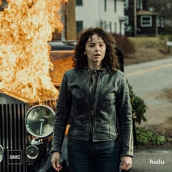 NOS4A2: Joe Hill Signals Season 2 Filming Wrapped