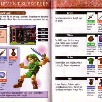Should We Bring Back Video Game Manuals After All