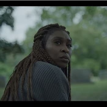 The Outsider: Stephen King Cynthia Erivo Talk Hollys Pitch Her Car Ride With Jack &#038 More [VIDEO]