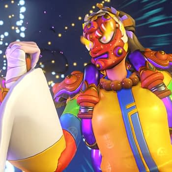 Overwatch Launches Their Lunar New Year 2020 Event Today
