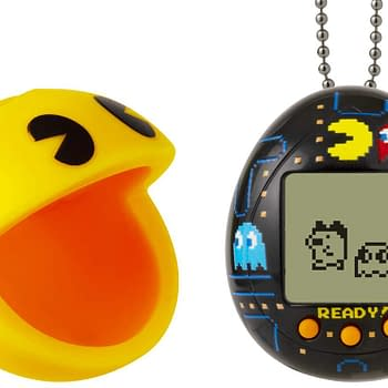 Power Up With Pac-Man Tamagotchi Out This March