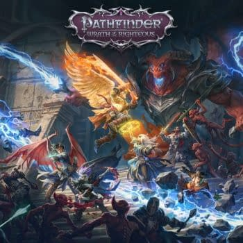 Pathfinder: Wrath Of The Righteous Will Hit Consoles Q1 2022