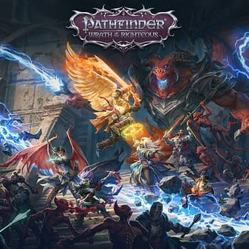 Pathfinder: Wrath Of The Righteous Launches First Beta Build