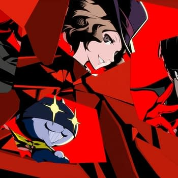 New Persona 5 Royal Trailer Introduces The Phantom Thieves