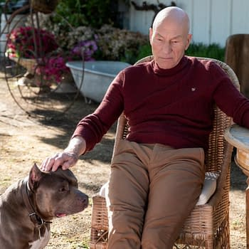 Star Trek: Picard Episode 1 Remembrance: A Bike Ride You Never Want to Forget [REVIEW]