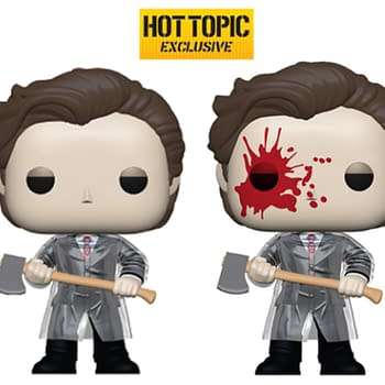 Funko London Toy Fair Reveals- American Psycho Craft and Killer Clowns