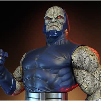 Darkseid Reigns Supreme with New Statue from Tweeterhead