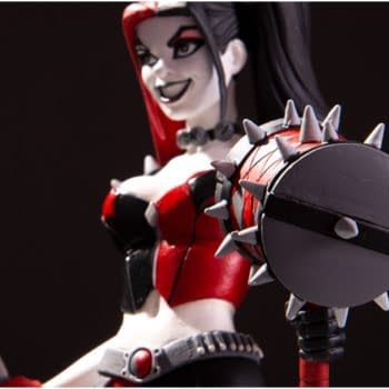 DC Collectibles Gives Us More Harley Quinn Statues