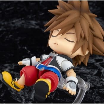 """""""Kingdom Hearts"""" Nendoroid Figures get Re-Release from Good Smile Company"""