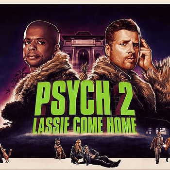 Psych 2 Team Talks Timothy Omundson Shawn/Gus Shenanigans and More