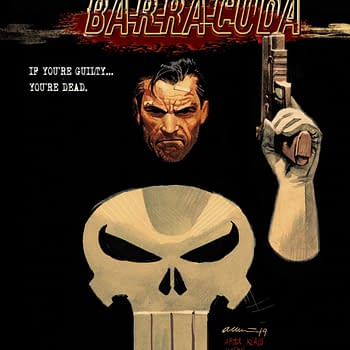 Ed Brisson and Declan Shalvey Introduce Barracuda to Marvel Universe in Punisher vs. Barracuda