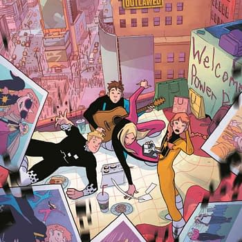 And Now a New Power Pack Mini-Series From Ryan North and Nico Leon