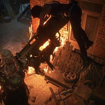 Capcom Has Resurrected The Knife Run In Resident Evil 3