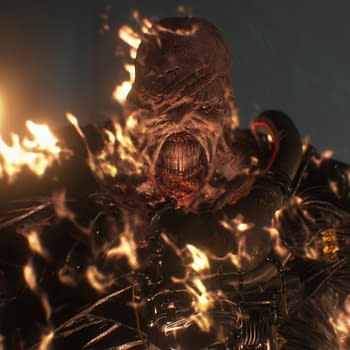 Latest Resident Evil 3 Gets Up Close and Personal with Nemesis