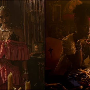 Chilling Adventures of Sabrina Part 3: Tati Gabrielle Skye Marshall Demo Best Way to Start A Muhf**kin Day [VIDEO]