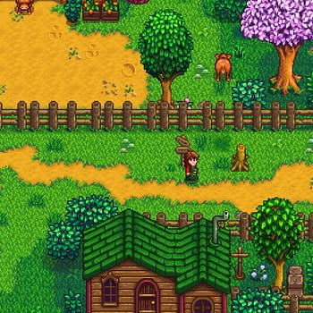 Stardew Valley Sold a Whopping 10 Million Copies Worldwide